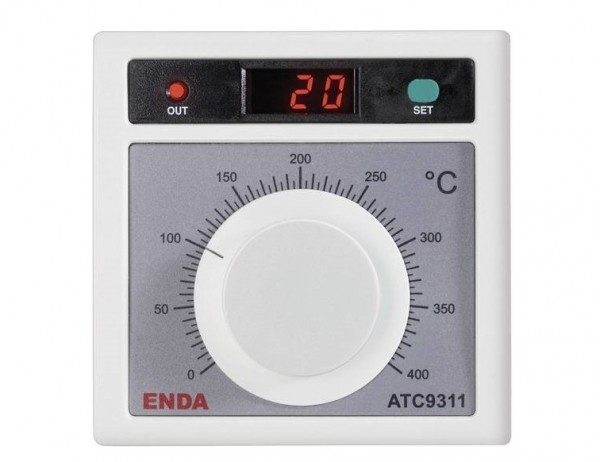 ENDA ATC9311-FE-400 Analog-Digital Temperaturregler